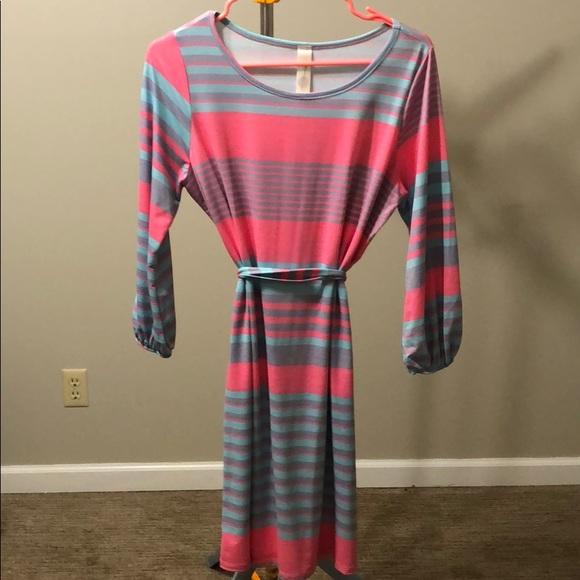 Pink Lily Dresses & Skirts - Dress